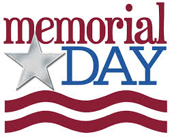 New Castle City Offices Closed in Observance of Memorial Day