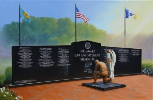 Delaware Law Enforcement Memorial