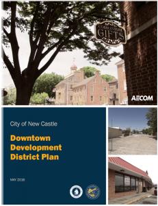 Downtown Development District Plan