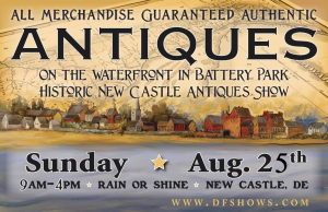 Antique Show in Battery Park