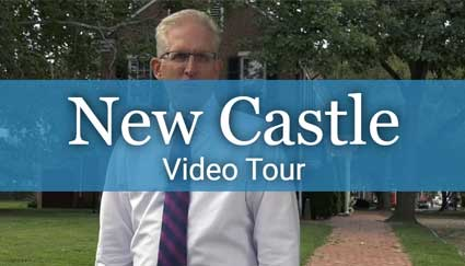 Visiting New Castle